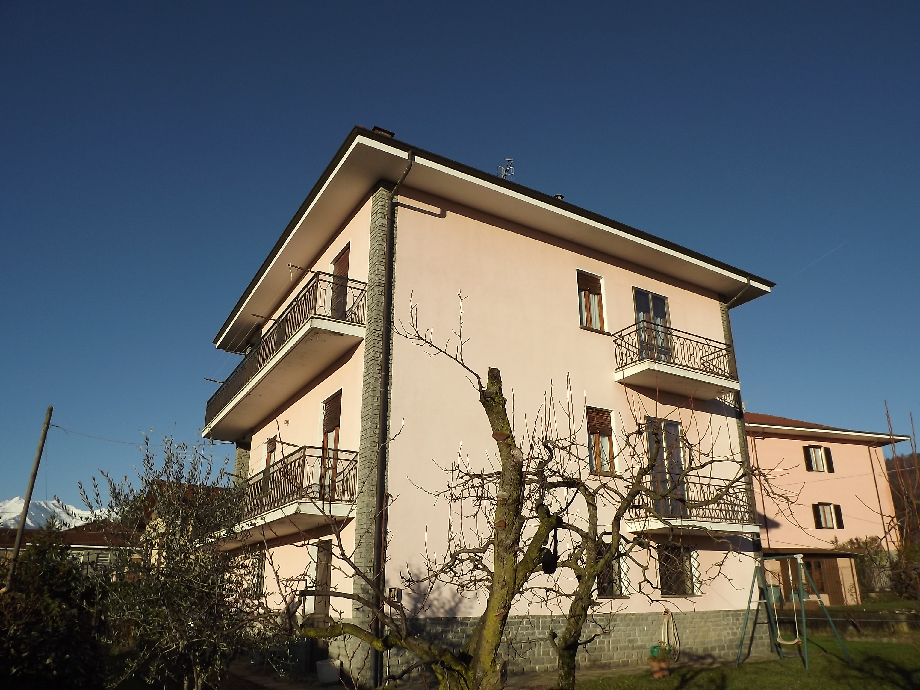 pressi Via Beckwith – Luserna San Giovanni