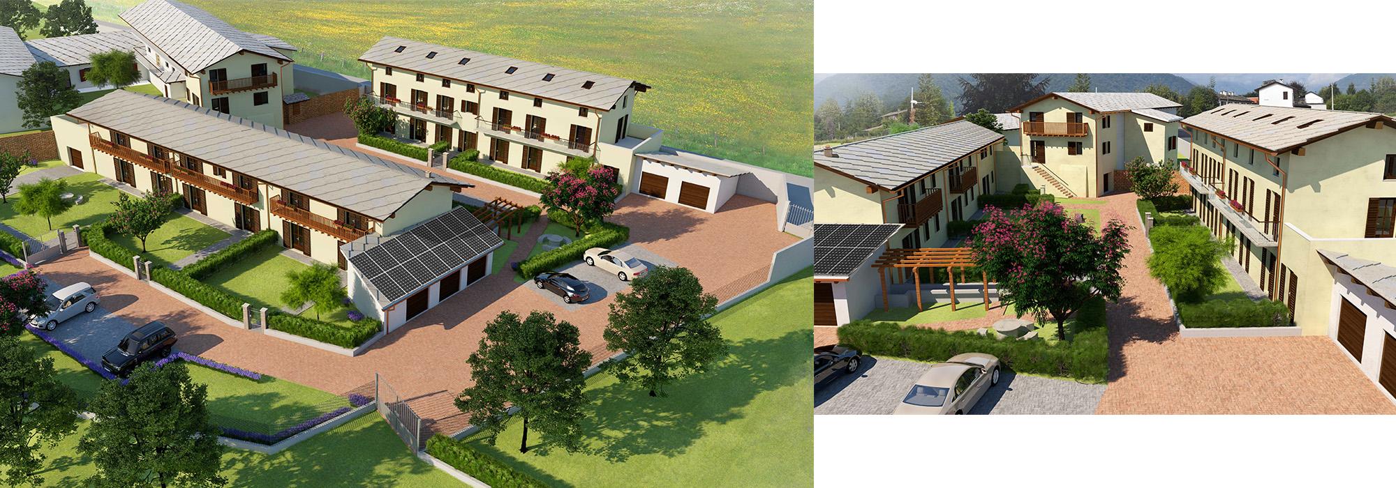 Residenza Lavanda Luserna S.G.